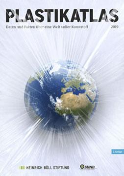 Publikationscover: Der Globus bedeckt von Frischhaltefolie.