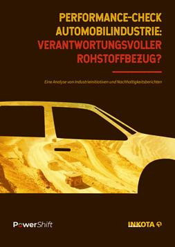 Publikationscover: brauner Hintergrund mit gelbem Auto